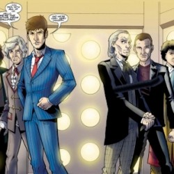 Titan Comics Awarded Doctor Who License?