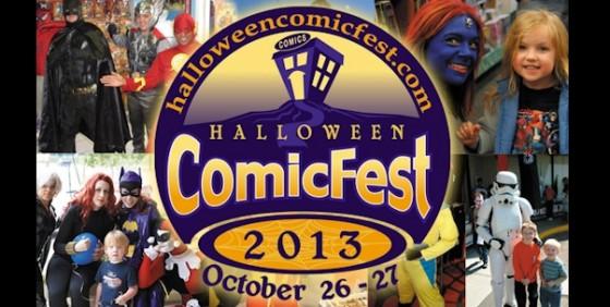 Halloween Comicfest wide