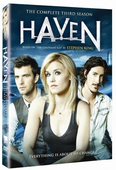 Haven s3 dvd cover
