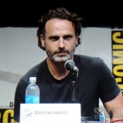 The Walking Dead sdcc 2013 Andrew Lincoln