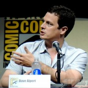 The Walking Dead sdcc 2013 Dave Alpert