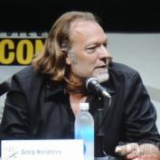 The Walking Dead sdcc 2013 Greg Nicotero