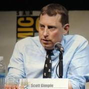 The Walking Dead sdcc 2013 Scott Gimple