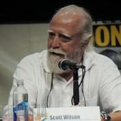 The Walking Dead sdcc 2013 Scott Wilson