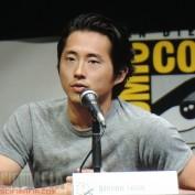 The Walking Dead sdcc 2013 Steven Yeun