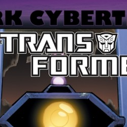 Cybertron Turns Dark with Phil Jimenez and Company This November