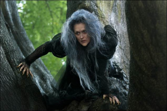 meryl streep into the woods