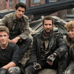 Featurette Goes Behind the Scenes of FALLING SKIES Season 4 as Production Begins