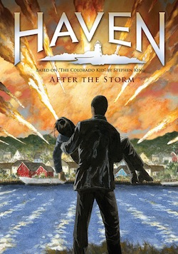 Haven comic book