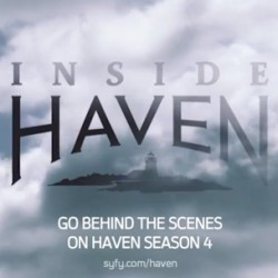 Last-Minute HAVEN Premiere Prep Includes Darksider Found Videos, Inside Haven Webseries