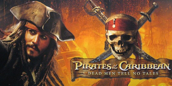 Pirates of Caribbean- Dead Men Tell No Tales WIde