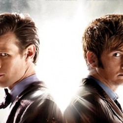 Only Three Days Until DOCTOR WHO: THE DAY OF THE DOCTOR So Check Out Today's Whovian Goodness