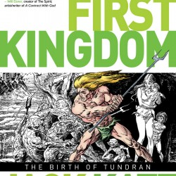 Book Review: The First Kingdom: The Birth of Tundran