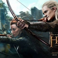 Tauriel Shines in THE HOBBIT: THE DESOLATION OF SMAUG TV Spot #8, Plus Dwarf Infographic