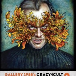 Book Review: Gallery 1988's Crazy4Cult Cult Movie Art 2