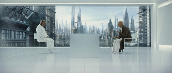 Mr Nobody with doctor
