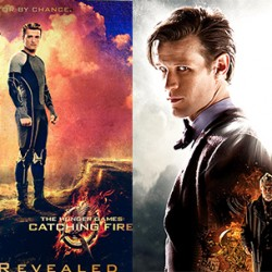 Who Won at the Saturday Box Office? DOCTOR WHO or CATCHING FIRE?