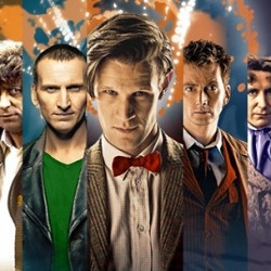 DOCTOR WHO Christmas Special Gets Title, Poster, Synopsis; Moffat Re-Numbering the Doctors