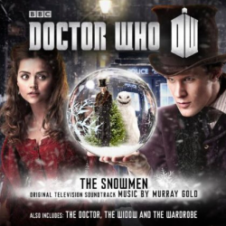 Soundtrack Review Doctor Who: The Snowmen / The Doctor, the Widow and the Wardrobe