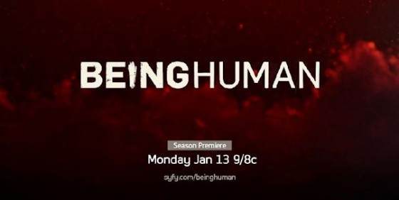 Being Human s4 premiere logo wide