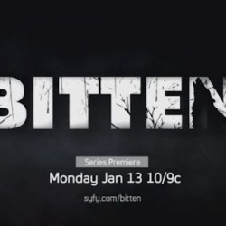 Behold Our First Look at Syfy's BITTEN