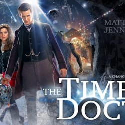 All Hail the DOCTOR WHO: THE TIME OF THE DOCTOR First TV Spot Plus 21 New Pics