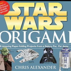 Book Review: Star Wars Origami