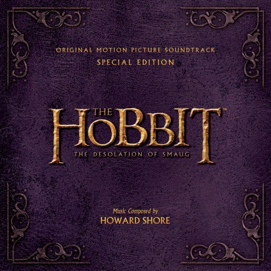 The Hobbit TDOS Original Motion Picture Soundtrack Special Edition