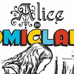 ALICE IN COMICLAND Releases in March 2014