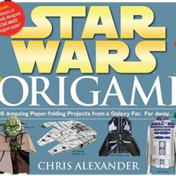 Enter to Win A Copy of STAR WARS ORIGAMI Just In Time For The Holidays [CONTEST CLOSED]