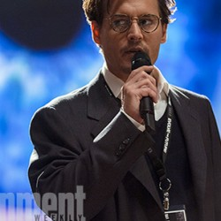 Here's Your First Look At Johnny Depp's TRANSCENDENCE