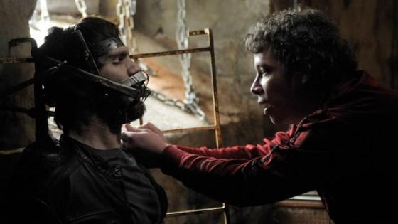 Being Human s3 Blu-ray pic Aidan mask