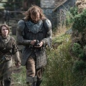 Game of Thrones s4 013 Arya and The Hound