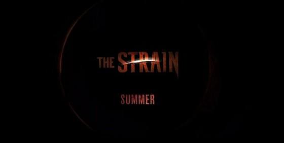 The Strain logo summer wide