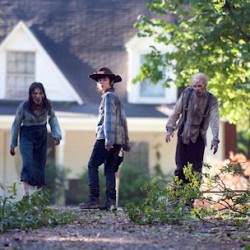 New TV Spot, Screenshots and THE WALKING DEAD Marathon Coming Our Way