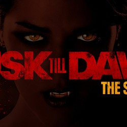 First Poster and Release Info for Robert Rodriguez's FROM DUSK TILL DAWN: THE SERIES