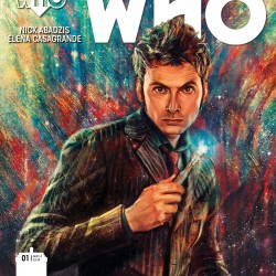 Comic Book Review: Doctor Who: The Tenth Doctor #1