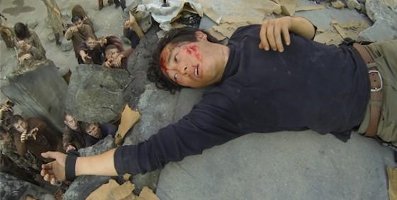 The Walking Dead 410 Glenn wide