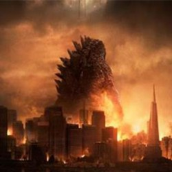 GODZILLA Can Not Be Stopped in This New TV Spot