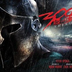 Book Review: 300: Rise of an Empire: The Art of the Film