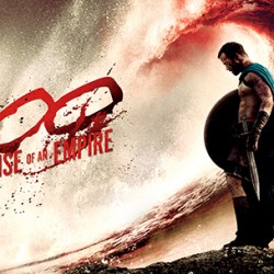 An Onslaught From 300: RISE OF AN EMPIRE Including Clips, a Featurette and TV Spot