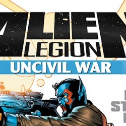 Titan Announces ALIEN LEGION: UNCIVIL WAR