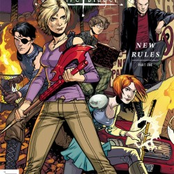 Comic Book Review: Buffy the Vampire Slayer: Season 10 #1