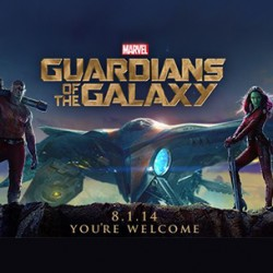 See The New GUARDIANS OF THE GALAXY Posters!