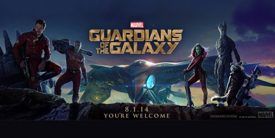 Guardians of the Galaxy Wide