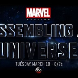 Clip and More for the MARVEL STUDIOS: ASSEMBLING A UNIVERSE Special