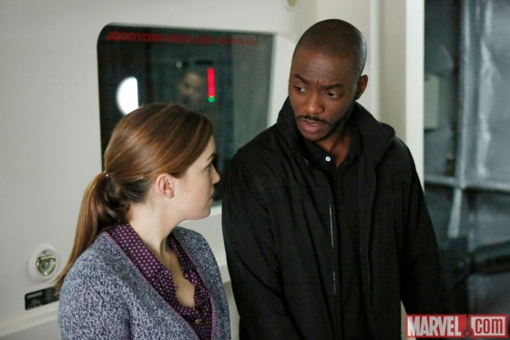 Marvel's Agents of SHIELD 114 Triplett