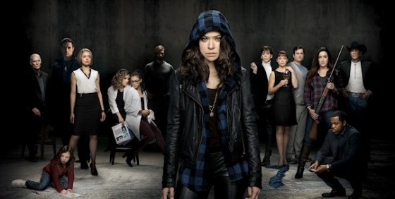 Orphan Black s2 cast wide