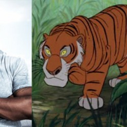 First Actor Cast in Jon Favreau's Live Action THE JUNGLE BOOK