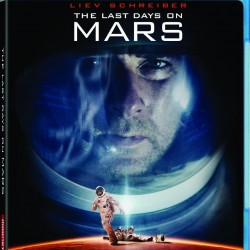 Blu-ray Review: The Last Days on Mars
